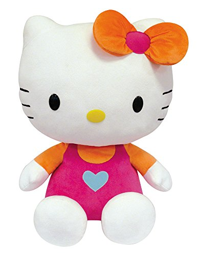 Jemini - 022868 - Hello Kitty - Peluche - 50 Cm - Acidulée