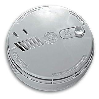 3 x AICO EI141 240V SMOKE DETECTOR mains IONISATION