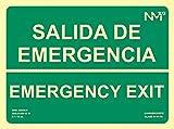 SEÑAL LUMINISCENTE EXTINCION   Señal Luminiscente apta para la Nueva Legislación, cumplimiento del REGLAMENTO DE INSTALACIONES DE PROTECCIÓN CONTRA INCENDIOS (REAL DECRETO 513/2017, de 22 de mayo) el nuevo Reglamento de instalaciones de pr...