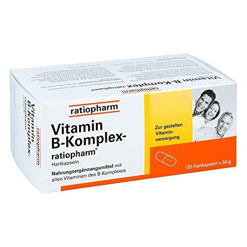 Vitamin B Komplex ratioph 120