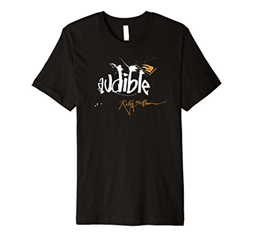 Ralph Steadman's T-Shirt From Audible's Collection