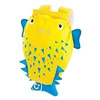 Il PaddlePak Trunki è un nuovo disegno da bagno Trunki bambini e un sacchetto colorato. PaddlePak Questo zaino è perfetto per i viaggi nuotare fino alla piscina, sulla spiaggia o per una gita scolastica. Borse nuoto Trunki hanno un alto siste...