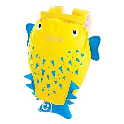 Trunki Juego de maletas, amarillo (amarillo) – 0334-GB01