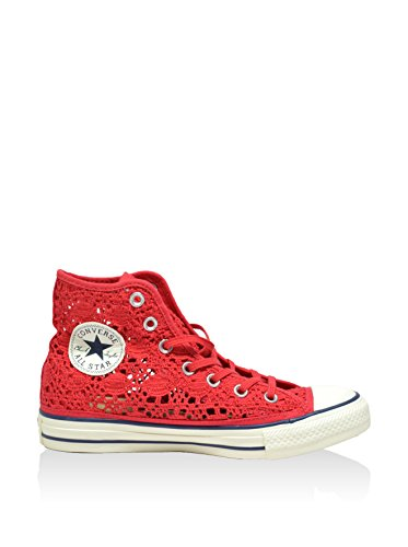 Converse All Star Hi, Sneaker Donna Rosso