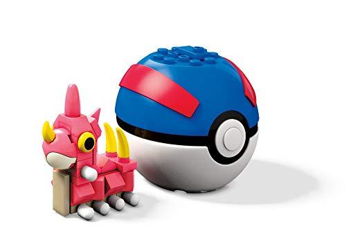Mattel Mega Construx Pokemon Dragonite Vs. Togetic Challenge