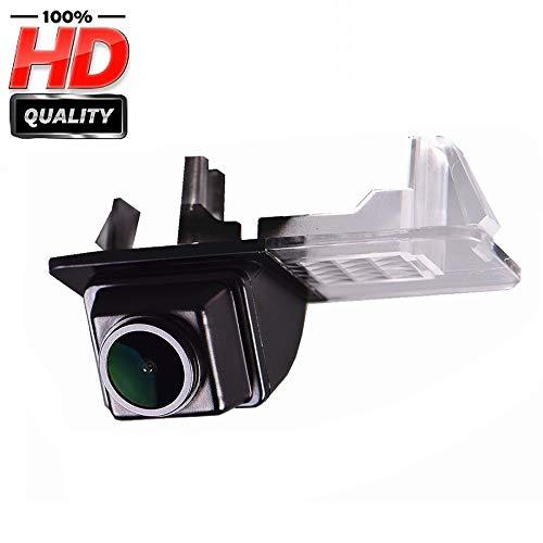 Nachtsicht Wasserdicht Farbkamera 170° HD Rückfahrkamera Kennzeichenleuchte Einparkhilfe Kamera für MB Mercedes Smart R300/R350/Fortwo/Smart ED/Smart 451/Smart fortwo