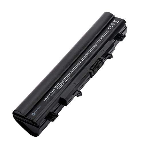 Globalsmart Batería para portátil Alta Capacidad para Acer Aspire E5-551G 6 Celdas Negro