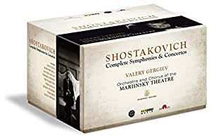 Chostakovitch / Symphonies & Concertos [Blu-ray] [Import italien]
