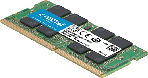 For Sale Crucial CT2K8G4SFS824A 16GB Kit (8GBx2) DDR4 2400 MT/s (PC4-19200) SODIMM 260-Pin Discount