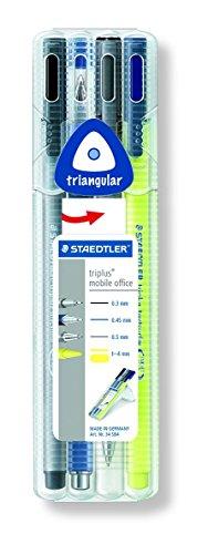 Staedtler 34 SB4 Triplus Mobile Office Fineliner