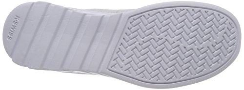 K-Swiss Herren aeronaut Sneaker Weiß (White)