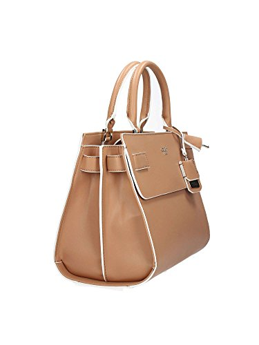 Guess Borsa Donna Cate Satchel Marrone