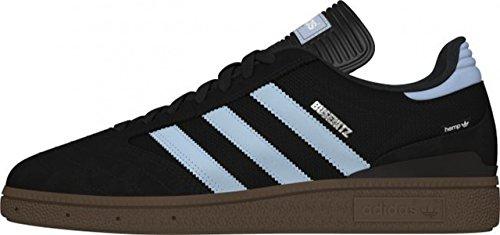Adidas Busenitz Herren Sneaker Schwarz core black-dusblu-gum4
