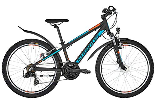 SERIOUS Dirt 240 Kids 33cm Black matt 2019 Kinderfahrrad