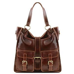 Tuscany Leather - Melissa - Bolso de señora en piel - TL140928