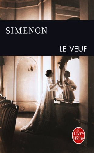 Le Veuf by Georges Simenon (2013-06-26)