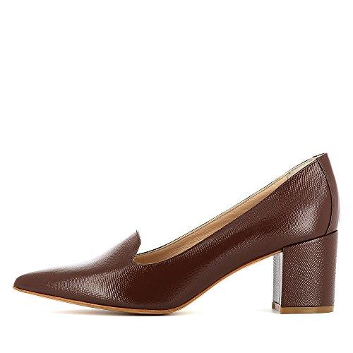 Evita Shoes Romina, Scarpe col tacco donna Fango