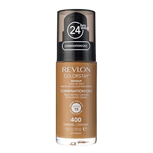 Revlon ColorStay Makeup for Combi/Oily Skin Caramel 400, 1er Pack (1 x 30 g)