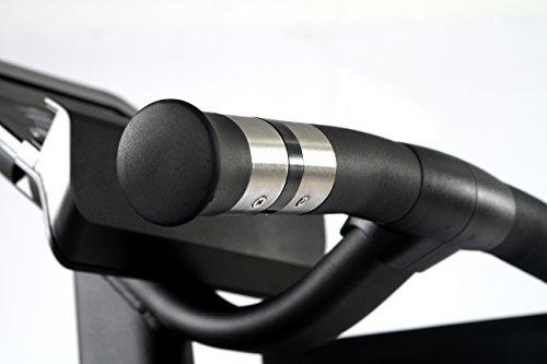 MAXXUS® Ellipsentrainer 10.1 Pro – Magnet- und Luftantrieb. Crosstrainer mit elliptischem Bewegungsablauf. Gelenkschonende, flache und elliptische Bewegung. 150kg Benutzergewicht - 8