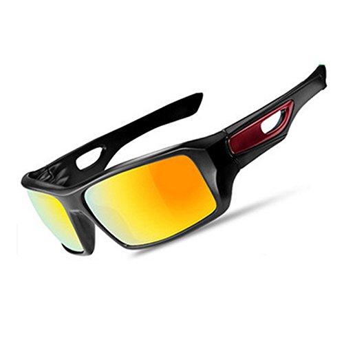 ShopSquare64 ROCKBROS Radfahren Fahrrad Polarisierte Sonnenbrille Fahren Outdoor Sports Reiten Schutz Sonnenbrille
