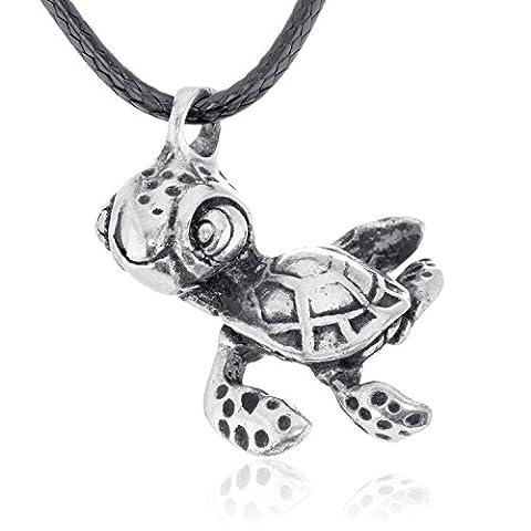 Collier Tortue - Joaillier Llords | Mignon bébé tortue de