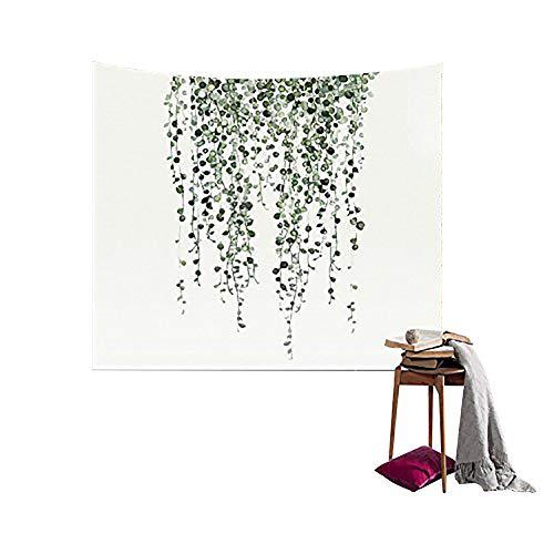 HANSHI tropischer Wandteppich Palm Natürliche Landschaft zu Hause genießen Wandtuch Wandbehang Wand Dekoration Tischdecke Strandtuch Schöne Wanddeko HYC23(12#) (Wandbehang Modern Wandteppich)