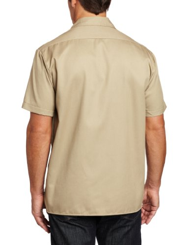 Dickies Work Chemise Manches courtes Homme Safari Tan
