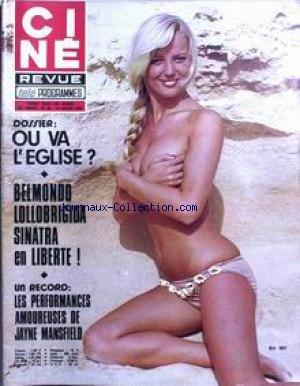 Cine Tele Revue 1972 - CINE TELE REVUE [No 28] du