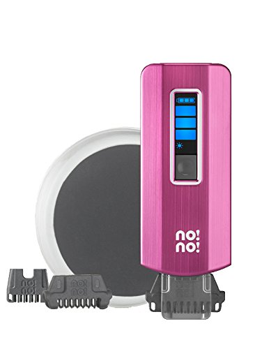 no!no!® PRO Hair Removal System Basic Kit (Pink)