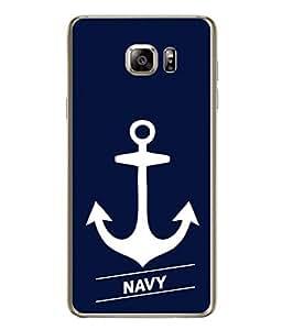 FUSON Designer Back Case Cover for Samsung Galaxy Note 5 :: Samsung Galaxy Note 5 N920G :: Samsung Galaxy Note5 N920T N920A N920I (Sea Ocean Nevy Soldiers Fighter Plains Ultrasonic )