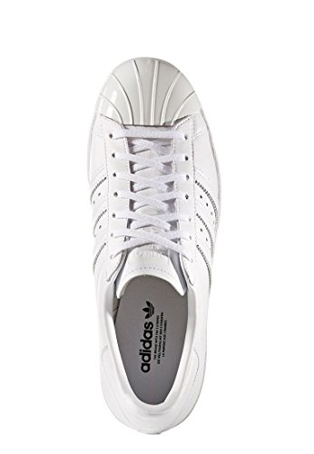 adidas Originals Superstar 80s Metal Toe W Femmes Chaussures Blanc S76540 white