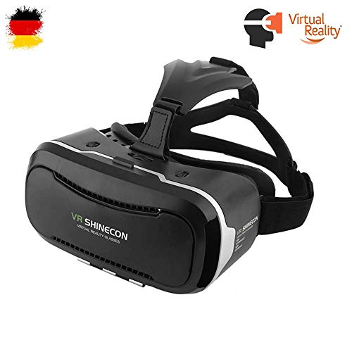 Pasonomi® Google Cardboard 3D VR Virtual Reality Headset