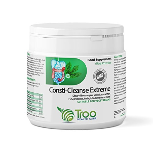 Consti-Cleanse-Extreme-Powder-180g-Natural-Fibre-Probiotic-Combination-Cleanser-Containing-Psyllium-Husks-to-Support-Healthy-Digestion-Colon