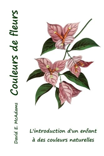Couleurs de fleurs: L'introduction d'un enfant  des couleurs naturelles