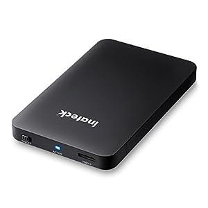 """Inateck - Carcasa para Disco Duro Externo USB 3.0 (2,5"""", FE2010)"""