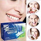 28 PCS Professional Home Teeth Whitening Pills Strips Tooth Bleaching Whiter Whiter Strips