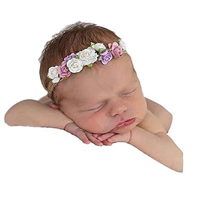 7c7545d98a19db Stirnbänder Transer® Baby Unisex Stirnband Halten Kopf Sterne Haarband  Babyschmuck Babygeschenke & Taufe