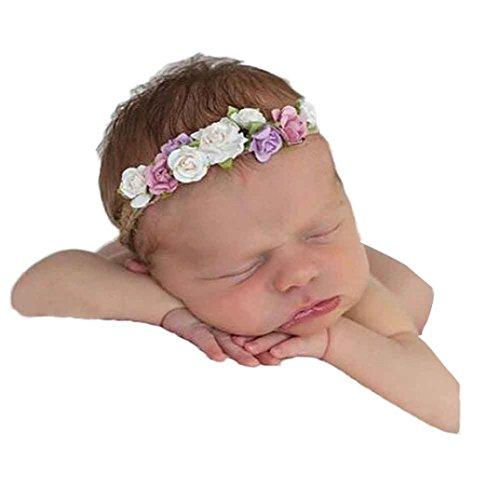 Stirnbänder Transer® Baby Unisex Stirnband Halten Kopf Sterne Haarband Babyschmuck Babygeschenke & Taufe
