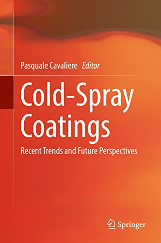 Cold-Spray Coatings: Recent Trends and Future perspectives (English Edition)