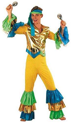 Samba-Kostüm, Gr 50 / 52 (Karneval Kostüme Brasilien Frauen)