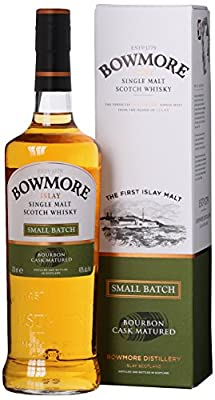 Bowmore Small Batch Single Malt Scotch Whisky (1 x 0.7 l)