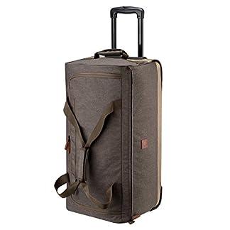 Delsey Bolsa de viaje, gris (gris) – 00001522011