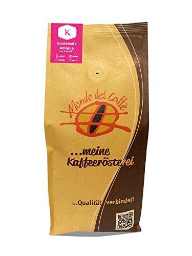 Guatemala Antigua (Spitzenkaffee, fair gehandelt, ganze Bohne) (1000g)