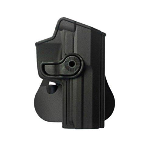 IMI Defense Z1210 Tactical verstellbar drehbar drehung Pistole holster für Heckler und Koch USP 45 Full-Size H&K FS .45 verdeckte Trage POLYMER Taktik ROTO Pistolenhalfter -