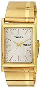 Timex Classics Analog White Dial Men's Watch - L500