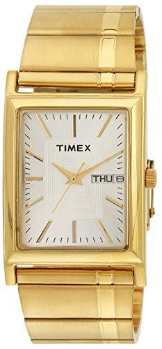 Timex Classics Analog White Dial Men's Watch - L500