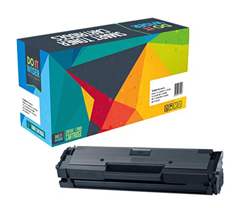 Doitwiser Compatible Toner Cartridge for Samsung MLT-D111S Xpress SL-M2070W SL-M2022W SL-M2020W SL-M2026W SL-M2070FW SL-M2078W SL-M2020 SL-M2022 SL-M2026 SL-M2070- MLT-D111S/ELS Test