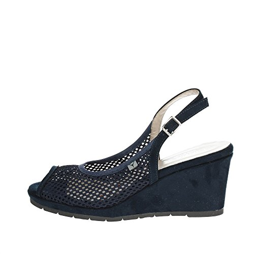 Cinzia Soft IAB511041 Sandale Femme Bleu