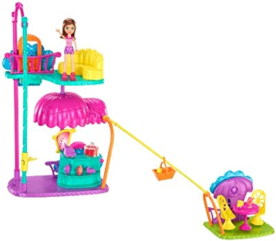 Polly Pocket Wall Party Cafe Playset by Polly Pocket