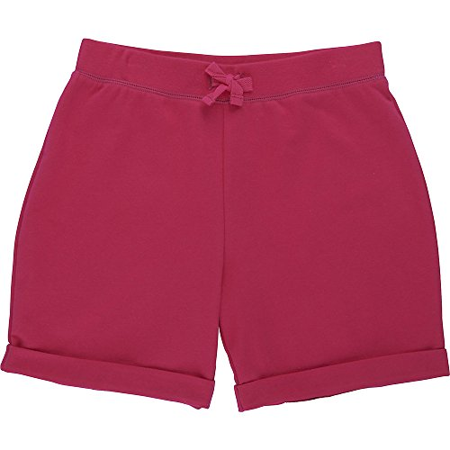 French Toast Toddler Girls' Bermuda Knit Short, Shocking Fuchsia, 4T (Bermuda Shorts Knit Mädchen)
